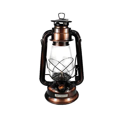 Edelstahl-Öllampen-Kugel Laterne Metall