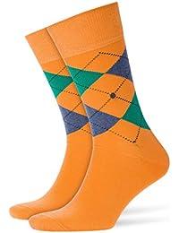 4f6dad5687b Amazon.fr   Orange - Chaussettes   Homme   Vêtements