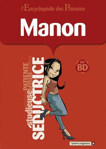 Manon en bandes dessinées