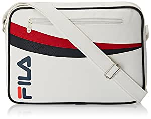 Fila Synthetic White Messenger Bag (13000849)