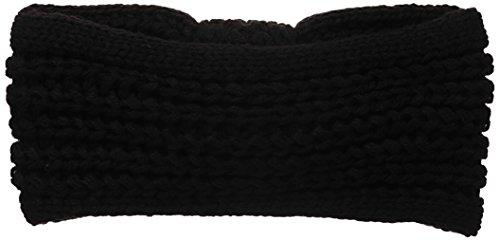 Mount Hood Halifax Stirnband, schwarz), One size
