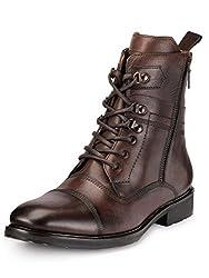 Teakwood Mens Leather Formal Shoe