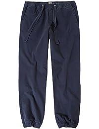 JP 1880 Herren große Größen | Joggpants | elastischer Bund | 2 Eingrifftaschen | Elastischer Saum | Etwas tiefere Leibhöhe | bis Größe 7XL | 714204