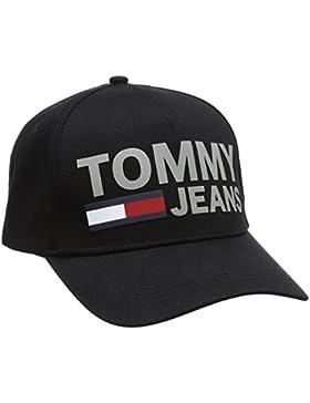 Tommy_Jeans Tju Printed BB Cap M, Gorra de Béisbol Unisex Adulto