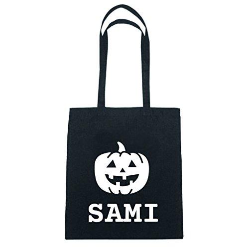 JOllify Baumwolltasche Halloween für SAMI - -