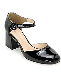 Amazon.it  scarpe vernice - 708516031   Scarpe col tacco   Scarpe da ... 4eee86a8ad1