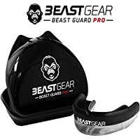 Beast Gear - Beast Guard Pro Gum Shield/Mouth Guard (Adult (11+)) for boxing, MMA, rugby, muay thai, hockey, judo, karate, martial arts and all contact sports