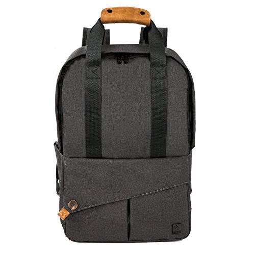"ALLCAMP Laptop Backpack 15.6"", Zaino per Laptop Fino a 15.6"", Nero"