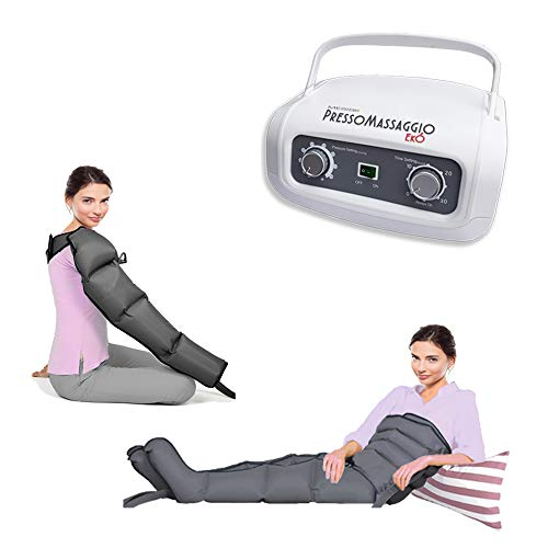 Pressoterapia PressoMassaggio Mesis® EkÓ con 2 gambali + Kit Slim Body + 1 bracciale