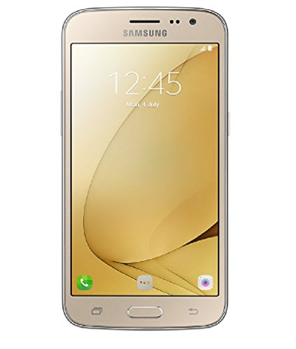 Samsung Galaxy J2 6 4G DUOS SM-J210FZDDINS (Gold, 8GB)  available at amazon for Rs.9750