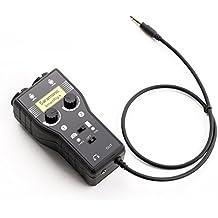 Saramonic srsmartrig2doble micrófono y guitarra interfaz