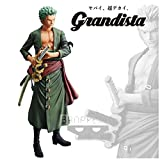 Figurine - One Piece - Grandista The Grandline Men - Roronoa Zoro 28 cm