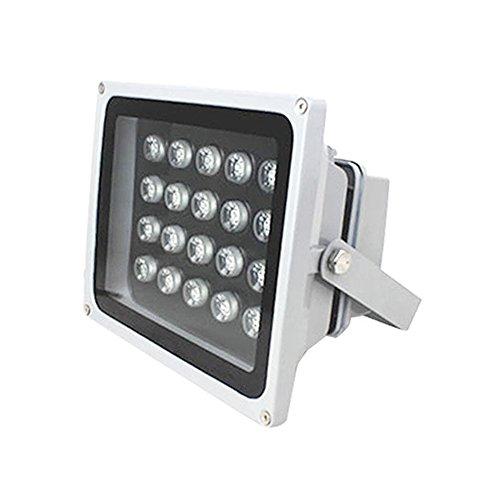 JAYLONG Flutlicht 6W-30W LED, Wasserdichtes IP65, 3000Lm, Super Helle LED-Flut-Lichter Im Freien Für Spielplatz, Garage, Garten, Rasen Und Yard-Modell,30W (120v Flut)