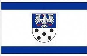 Bannerflagge Herschberg - 80 x 200cm - Flagge und Banner