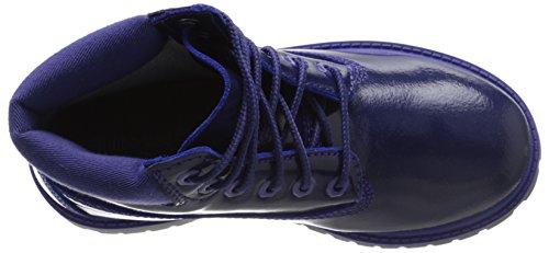 Timberland Stivali 6 In Classic Boot FTC_6 In Premium WP Boot, Stivali Unisex Bambino Purple Shine