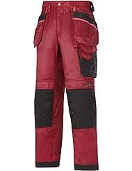 Snickers Duratwill Trousers Chili 112 W41 x L30