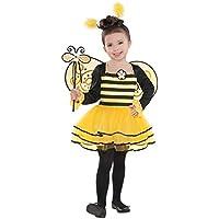 Christy's - Disfraz de abeja para niña (4-6 años)