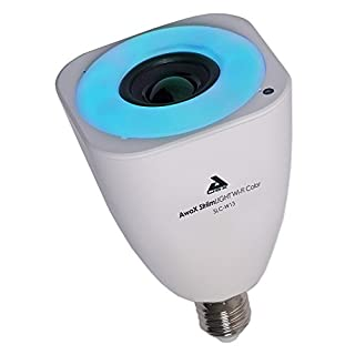 Awox Striim Wi-Fi Light with Integrated W-Lan Speaker