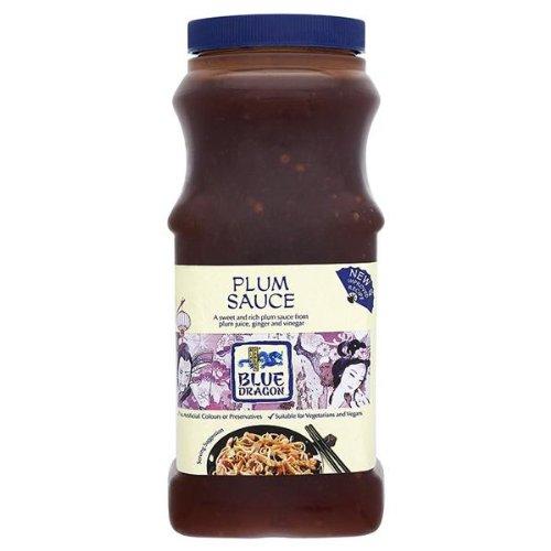 Blue Dragon Plum Sauté Sauce 1 x 1ltr