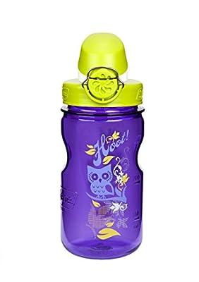 Nalgene Everyday OTF Kids bottle 0,375 Liter violett Eule