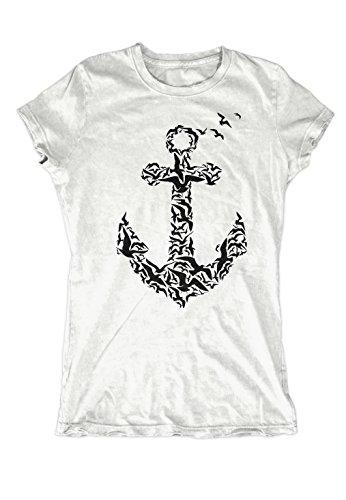 flying-anchor-girlie-shirt-xxl-weiss
