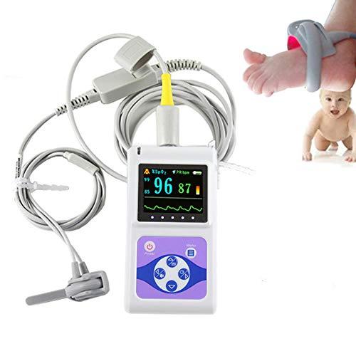 L&F Oximeter CMS-60D / Adult Baby neugeborenes Kind Kinderfrühgeborenen