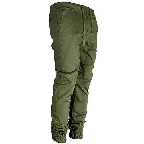 Indicode Homme Vintage Pantalon Cargo Chino Ranger 5851 Levi… Vertvie Homme  Pantalon de Sport Sarouel Pantalon Casual Cargo Travail Hip-hop pour  Fitness ... c2eb0126895