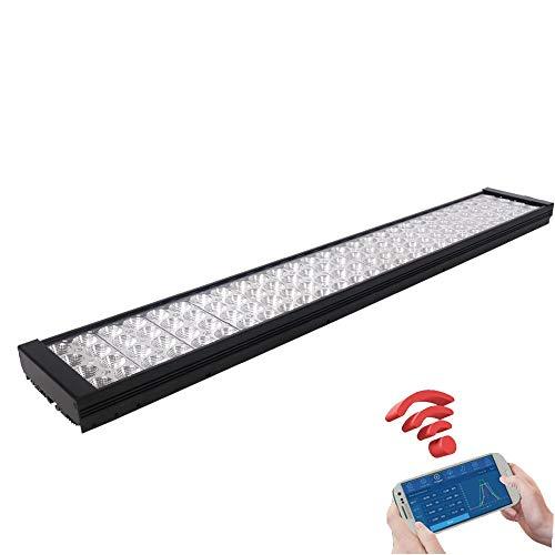Led Aquarium Beleuchtung Marine Lps Sps Aquarium Lampen for Aquarium Smart Wifi Controller for 100 cm Tank Aquarium Lichter (Color : Wifi Controller) (Mond-beleuchtung Aquarium)