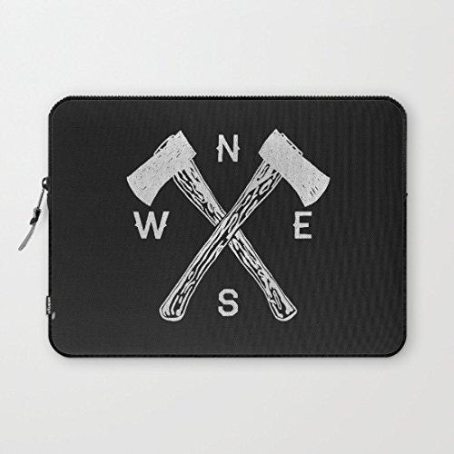 whiangfsoo-brujula-negro-resistente-al-agua-suave-funda-de-neopreno-bolsa-funda-de-transporte-para-p