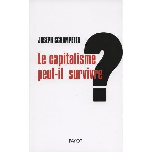 Le capitalisme peut-il survivre ?