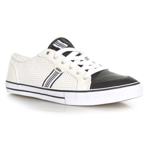Vans Wellesley Low JX11EG, Baskets Mode Femme Beige, blanc et noir