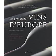 Les plus grands vins d'Europe