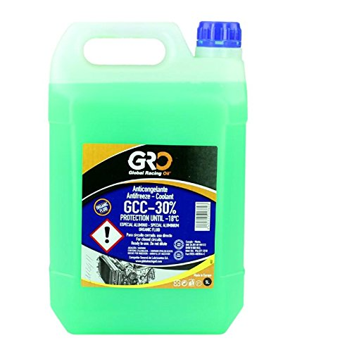 GLOBAL RACING OIL LIQUIDE DE REFROIDISSEMENT GLOBAL RACING OIL GCC-30 (5L)
