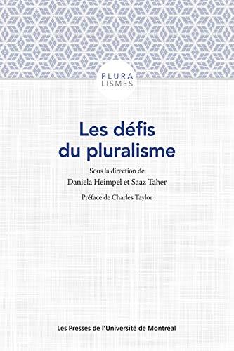 Les défis du pluralisme: Au-delà des frontières de l'altérité