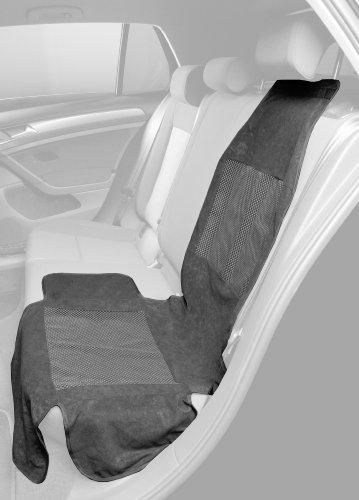 Osann Kinderautositz Schutzunterlage, geeignet auf für Isofix Kinderautositze, schwarz
