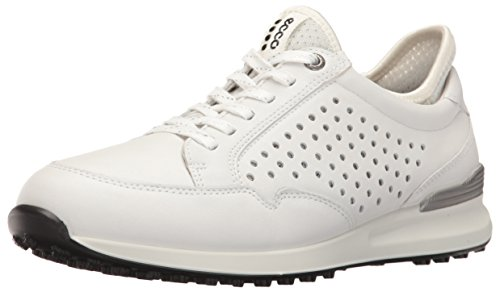 Ecco Women'S Speed Hybrid, Chaussures de Golf Femme, Weiß (50874WHITE/White), 38 EU