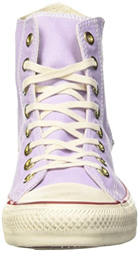 Converse, All Star Hi Side Zip Canvas, Sneaker, Unisex - adulto Irisglow