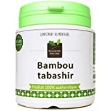 Bambou tabashir120 gélules gélatine bovine