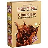 Milkomix Chocolate Milkshake & Ice Cream Flavored Milk Powder – 150 GM