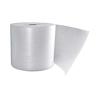Sumicel – Rollo de plástico de burbujas de 50 cm de ancho y 100 metros de longitud