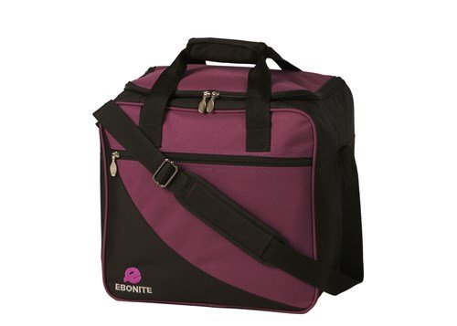 Ebonite Basic Single Bowling Ball Tote by Ebonite