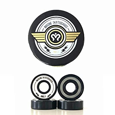 lordofbrands Monopatín Skate Skateboard Bearings rodamientos cojinetes Imagine ABEC 7 (Set 8)