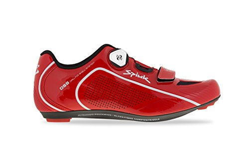 Spiuk Altube Road Schuh, Unisex rot / weiß