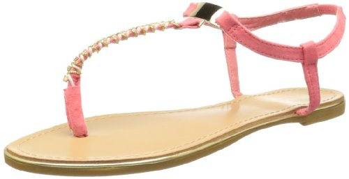 Madden Ragazze mellowed Dress Sandal Coral Fabric