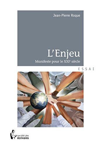 Téléchargement L'Enjeu epub, pdf