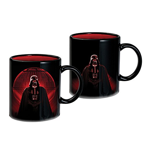 Darth Vader Star Wars Rogue- Becher ändern Wärme einer Ware (Star Wars Darth Vader Becher)