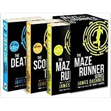 The Maze Runner Trilogy (no box)