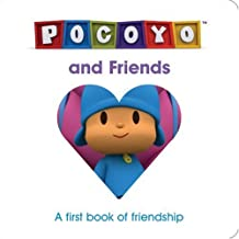 Pocoyo and Friends Board Book: A first book of frienship: A First Book of Friendship