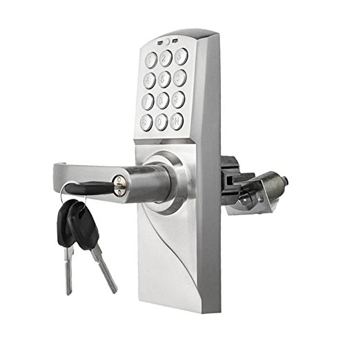 Cerradura de Puerta de código electrónico Inteligente Teclado numér
