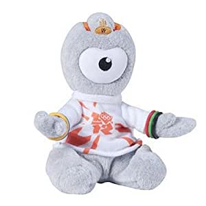 """Wenlock 6"""" Cuddly Collectable Mascot - Olympics 2012"""